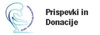 prispevki in donacije